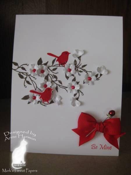 Beautiful Love Card Cards Handmade Greeting Cards Handmade Cards