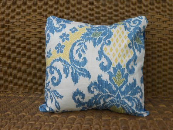 Beautiful Waverly Ikat Home Decor Fabric By AuntPatsJammies, $12.00