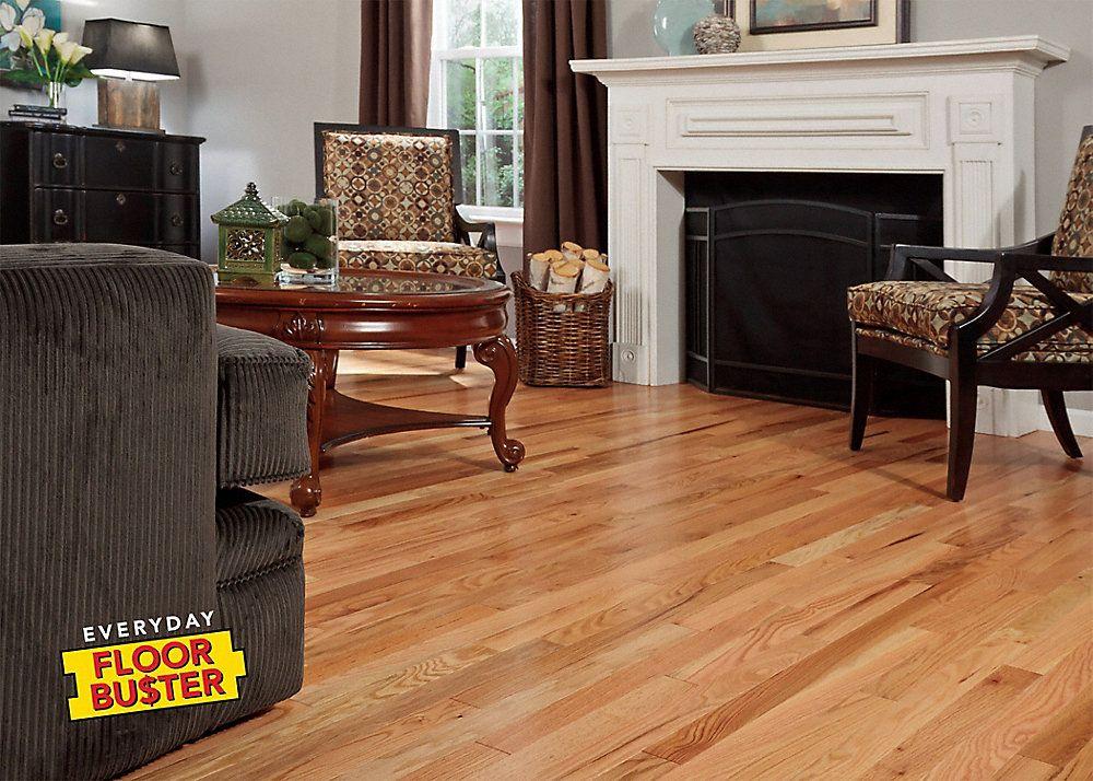 3 4 X 2 1 4 Red Oak Mayflower Lumber Liquidators Red Oak Hardwood Red Oak Floors Oak Hardwood Flooring