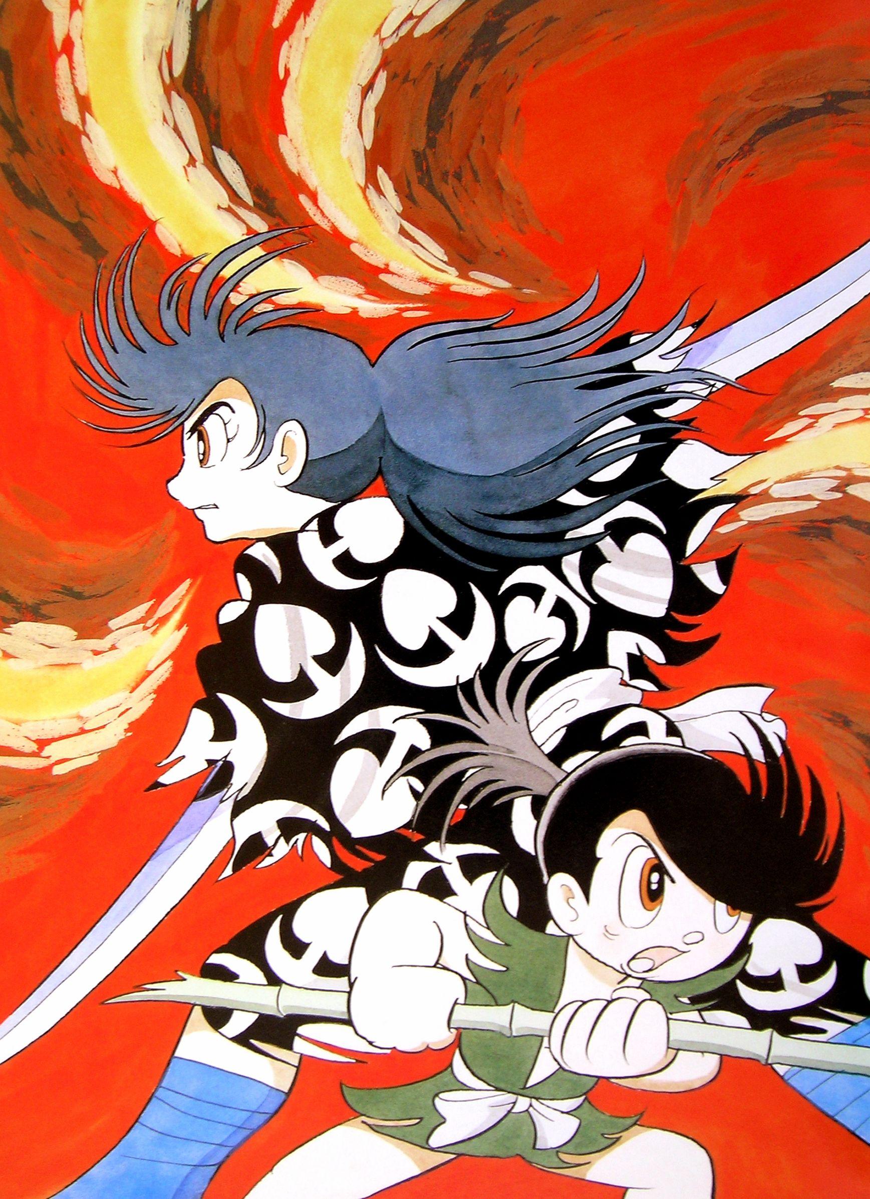 Dororo To Hyakkimaru (With images) Anime, Manga artist