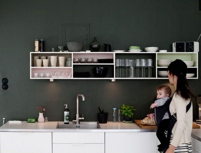 Black Kitchen Walls 1000+ images about kitchen ideas on pinterest | mint green