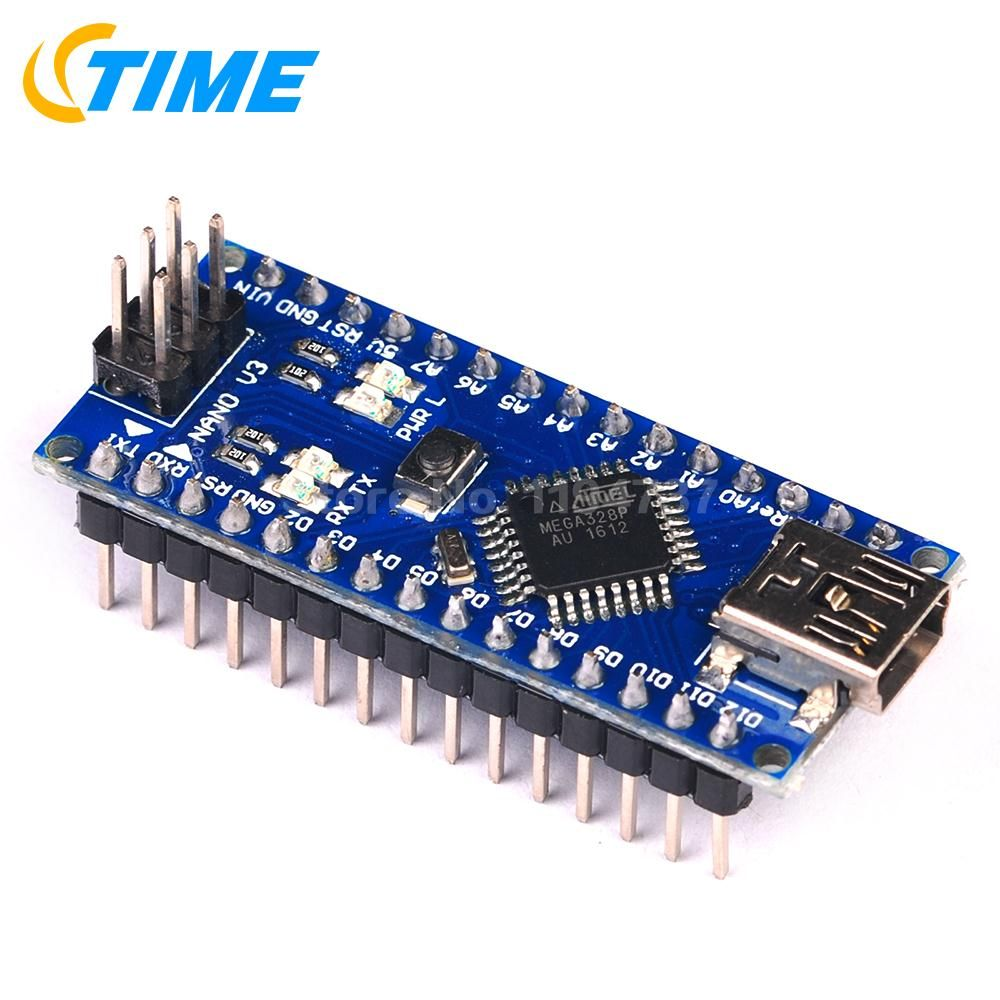 1pcs Nano 30 Controller Compatible With Ch340 Usb Driver No Simple Buzzer Using Only Passive Components Cable For Arduino V3