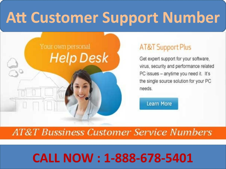 Contact 18886785401 att customer support number