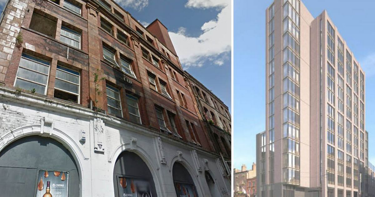 Developers want to tear down this historic northern