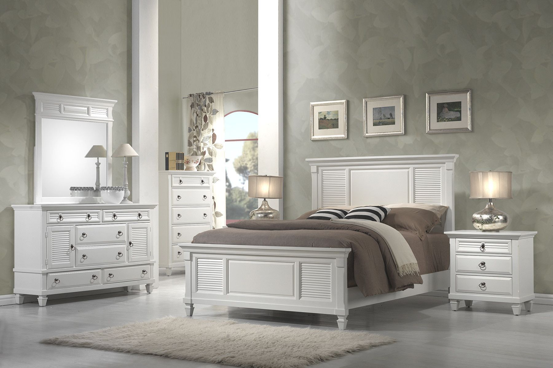 Norfolk 5 Drawer Chest Bedroom dresser sets, Affordable