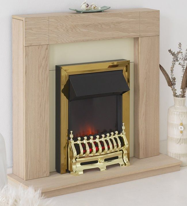Axon Malmo Traditional Electric Fireplace Suite   Electric Fires ...