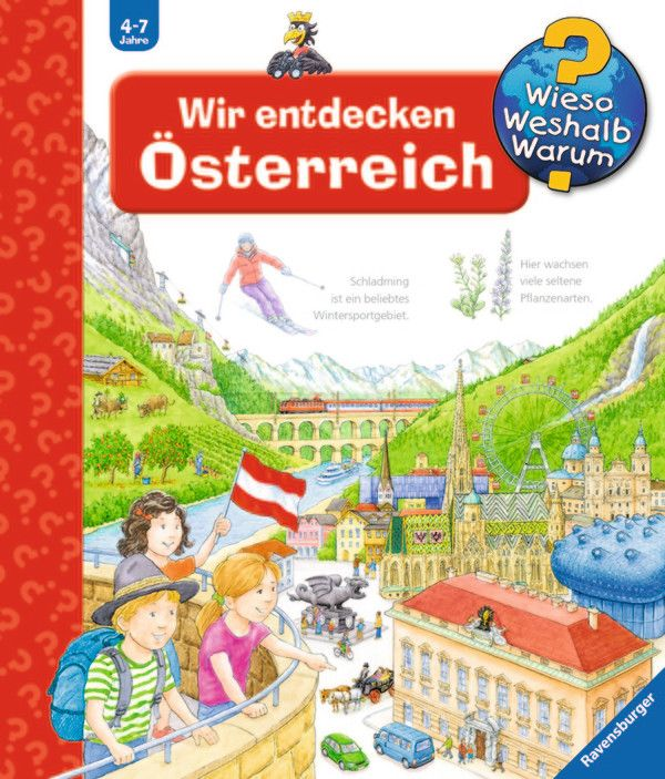 Descoperim Austria Autori Stefan Seidel Susanne Gernhauser 4 7 Ani Austria Are Multe De Oferit Privelisti Poetry Art Book Club Books Kids And Parenting