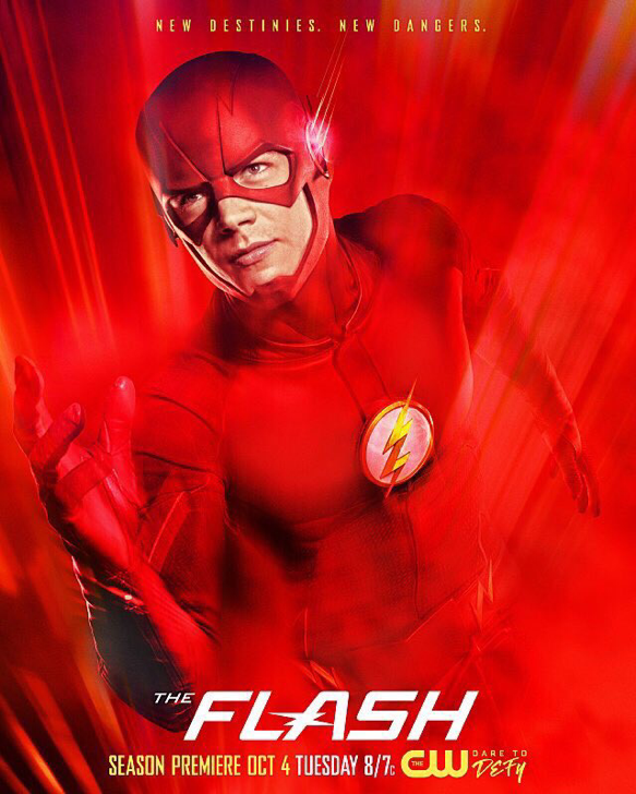 index of the flash season 3
