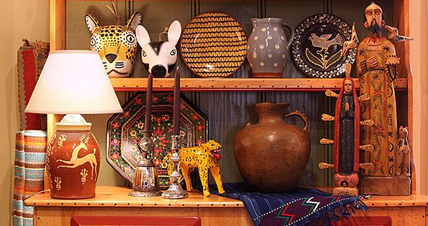 Marvelous Furniture, Folk Art, Decorative Accessories, Gifts And Jewelry In Santa Fe, New  Mexico