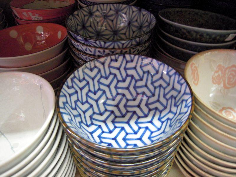 Marvelous Miya Company Bowls At Kamei House Wares U0026 Restaurant Supply, San Francisco