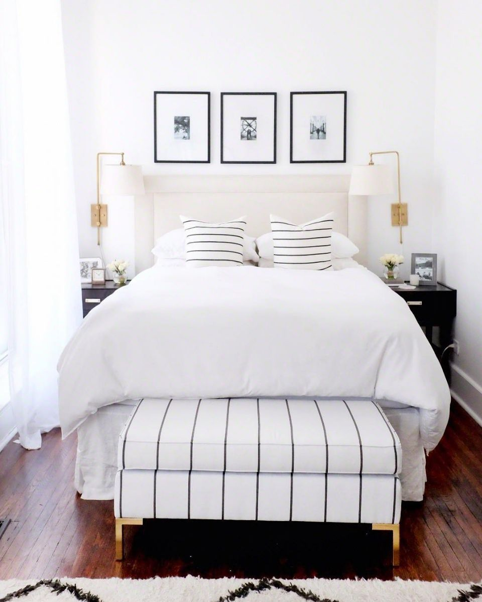 13 Smart And Savvy Small Bedroom Decorating Ideas Small Guest