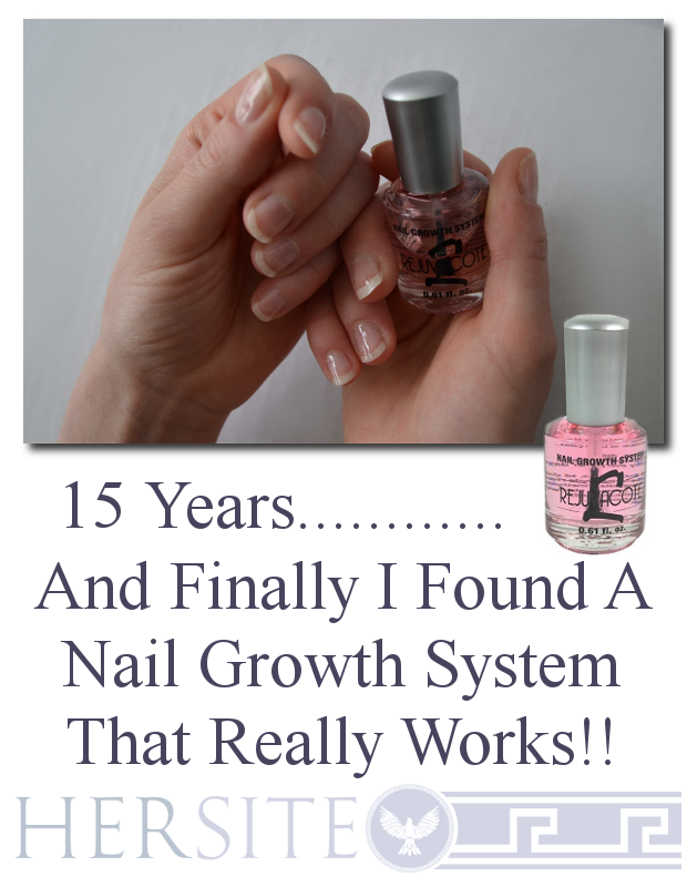 Finally a product that works! Tags: Acrylic eaten nails, Best Nail ...