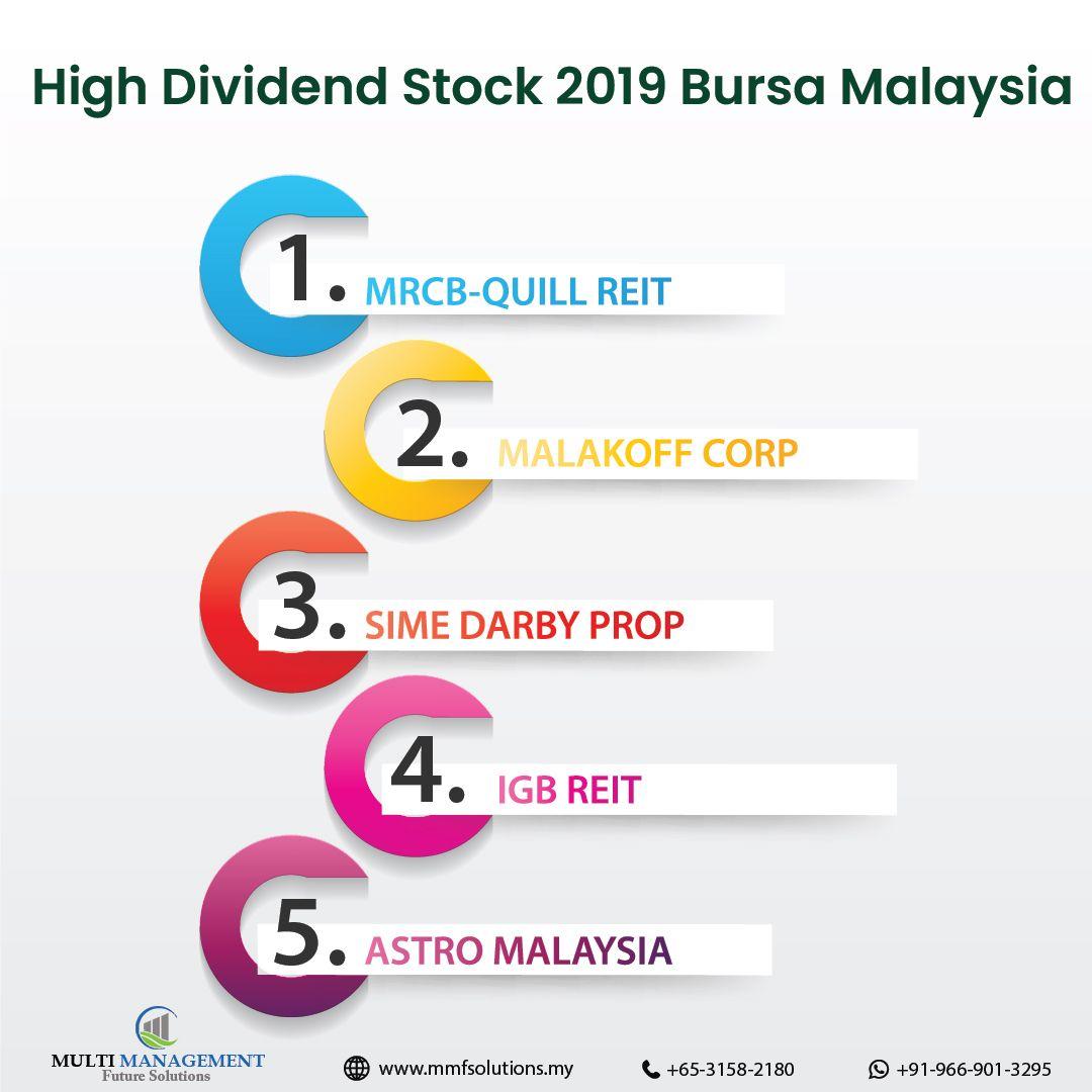 Bursamalaysia Dividendstock Stock2019 Mmfsolutions Dividend