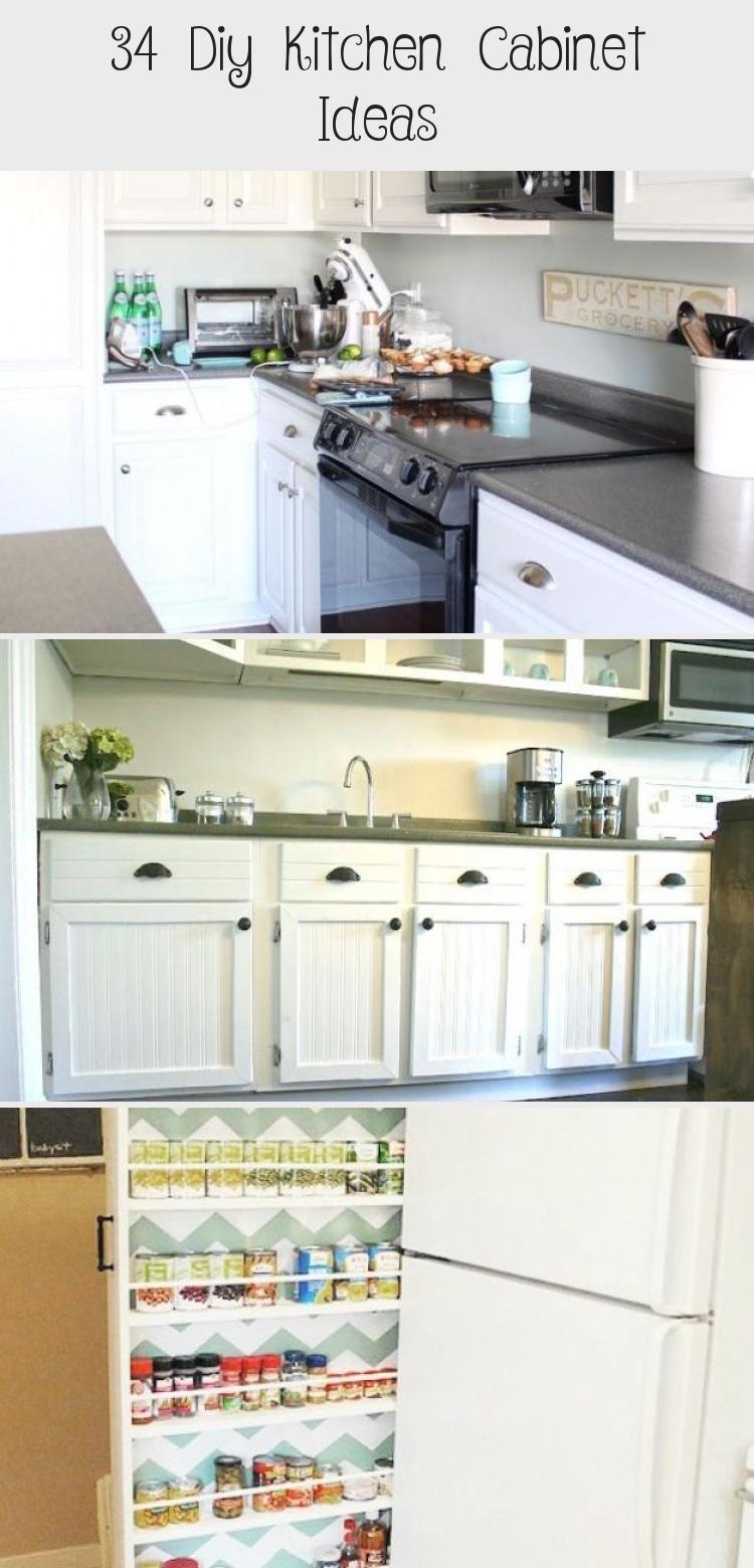 34 Diy Kitchen Cabinet Ideas Ktchn Cabinet Diy Ideas Kitchen Ktchn Diy Cabinet Doors Kitchen Cabinets Diy Kitchen