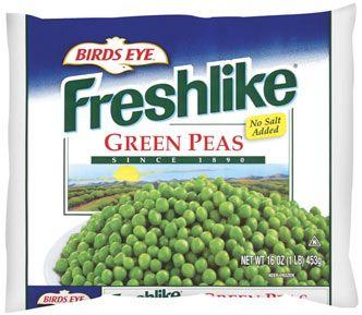 Garden Peas -