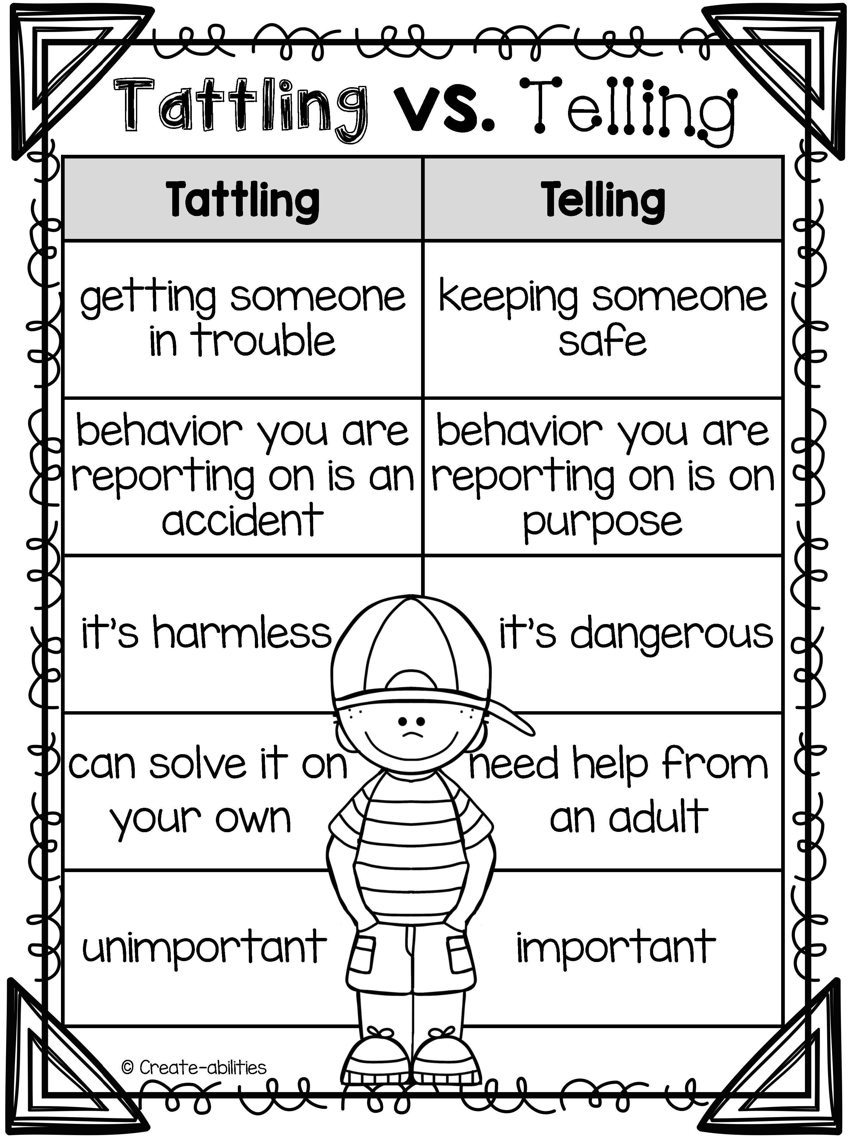 Bullying Activities Role Plays And Poster Set Kindergarten