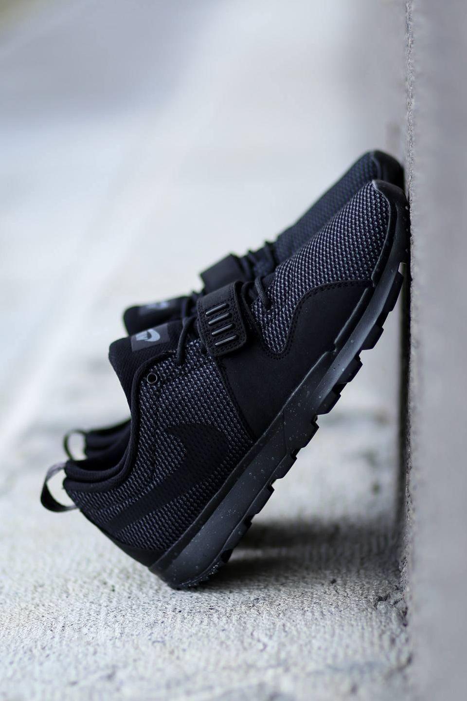 Gaspard - Chaussures De Sport Pour Femmes / Noir Pour Quoi RjWyLt