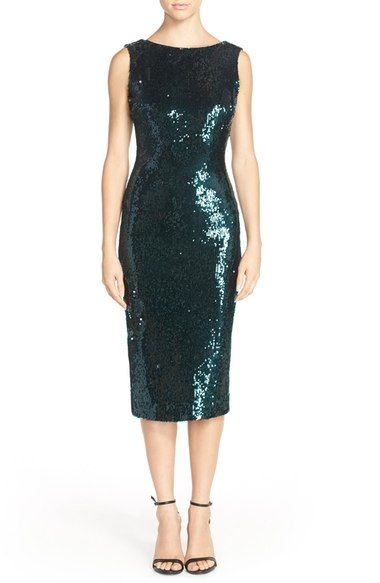 4f36426301 Dress the Population  Audrey  Sequin Body-Con Dress (Nordstrom Exclusive)  available at  Nordstrom