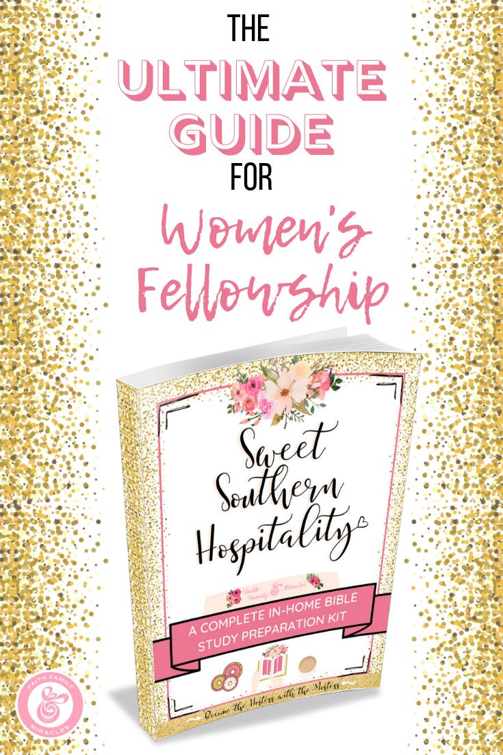 Sweet Southern Hospitality Bible Study Personal Bible Study Bible Studies For Beginners
