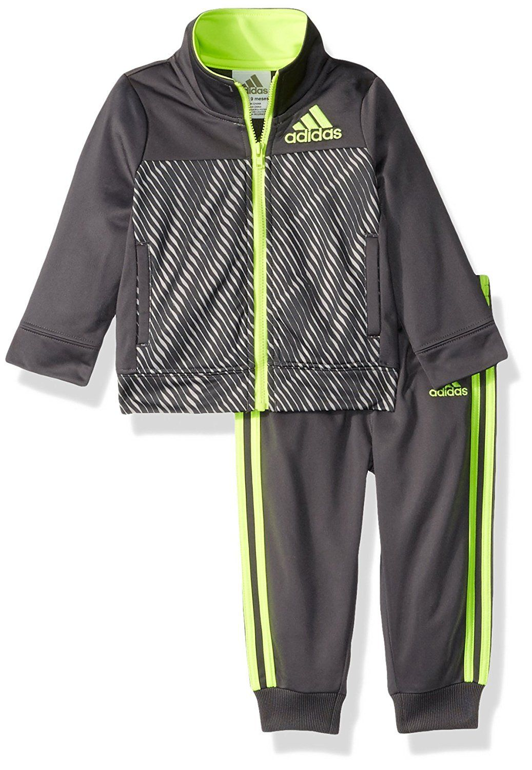 And Products Tricot Pant Adidas Up Zip Baby Boys' Set Jacket yzTfYwpCq