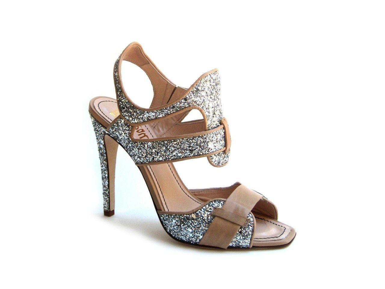 Jerome C. Rousseau Glitter Platform Sandals best sale for sale explore sale online cheap reliable the cheapest sale online buy cheap eastbay ok9LNVt9g
