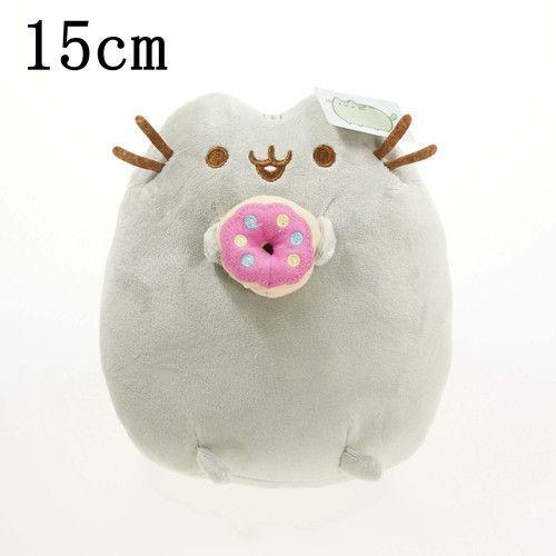 25cm Plush Kawaii Brinquedos New Cat Pusheen Stuffed& anmanls plush toys for baby dolls