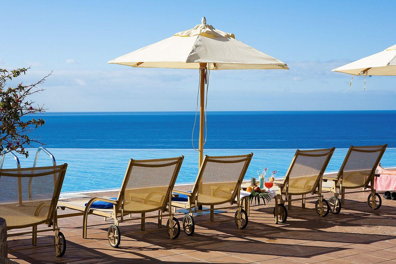Strand Playa De Amadores Gran Canaria Spanien Playa Gran