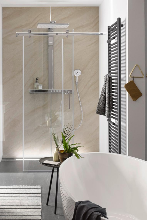 More Shower More Comfort And More Fun In Your Modern Bathroom