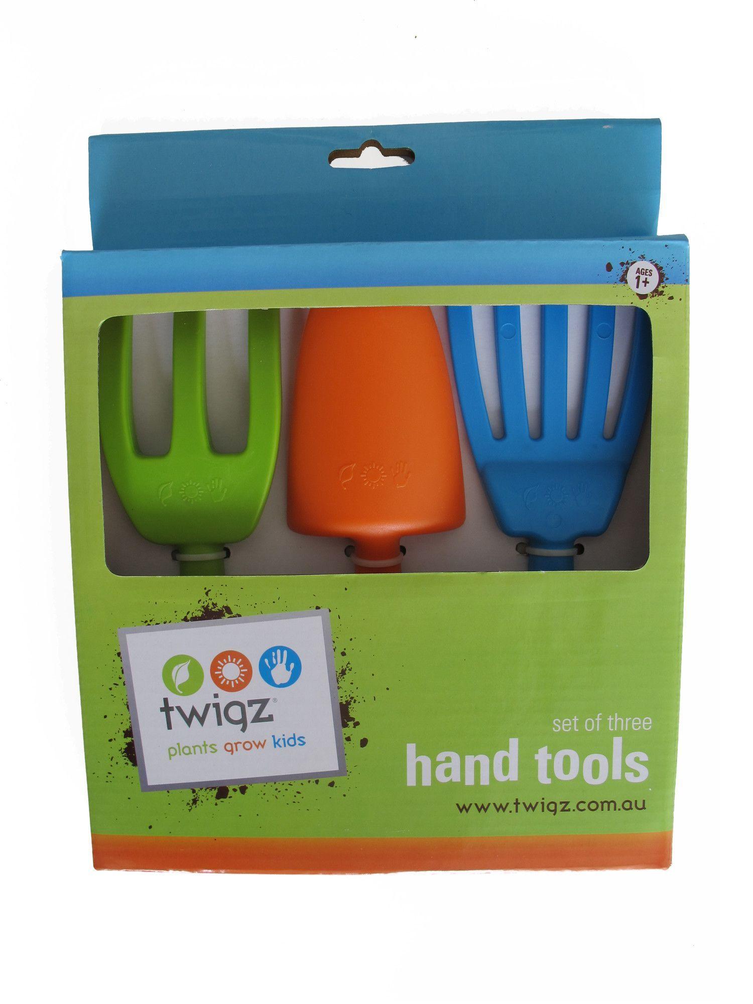 childrens garden tools set. 3 Piece Kids Hand Gardening Tools Set (Set Of 2) Childrens Garden H