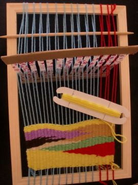 How to make your own rigid heddle loom
