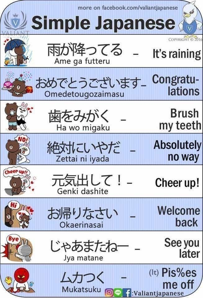 Best Funny Cartoons Learn Simple Japanese With Funny Cartoons Cheezburger Image 9154070272 11