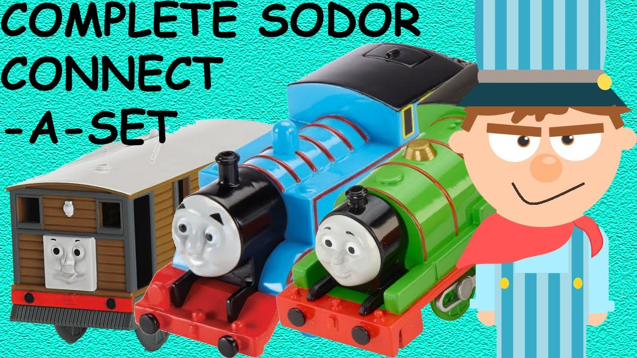 Thomas Friends Trackmaster Complete Connect A Set Callan Station Lower Tidmouth Sodor Post Thomas And Friends Thomas And Friends Videos Thomas