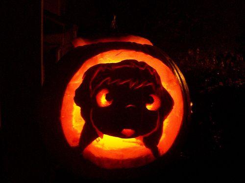 Ponyo Pumpkin Hayao Miyazaki Pumpkin Carving Pumpkin Pumpkin Art