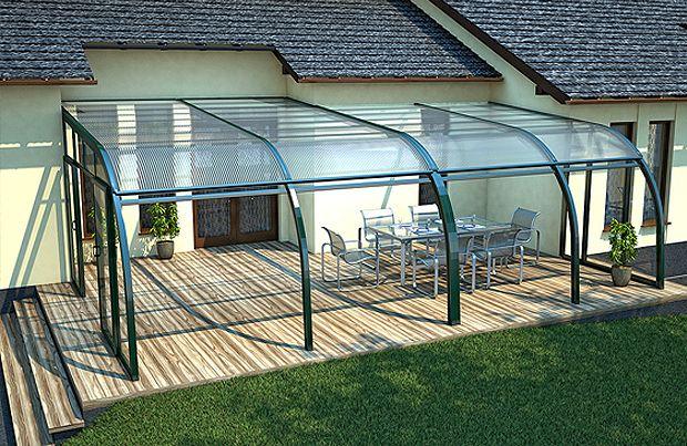 Abris de terrasses et de balcons ICEROOM ® - Design by Promicover
