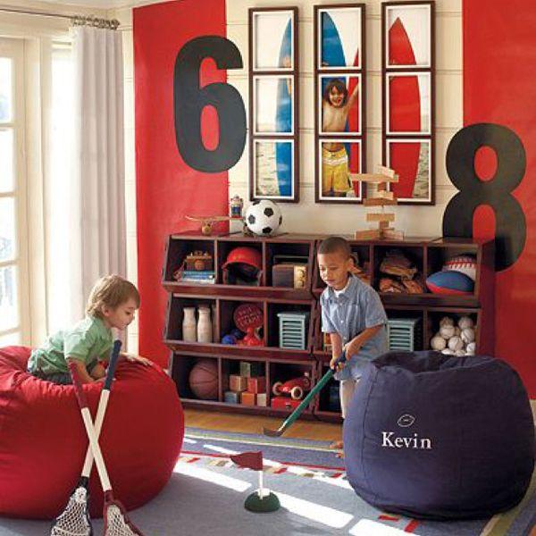 35 Adorable Kids Playroom Ideas