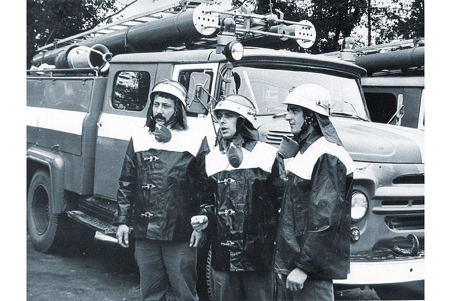 третье место, фото первых пожарных чернобыля можете