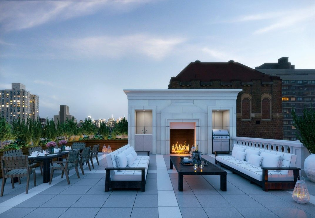 Pin by RICE Architects on Projects Patio, Rooftop patio