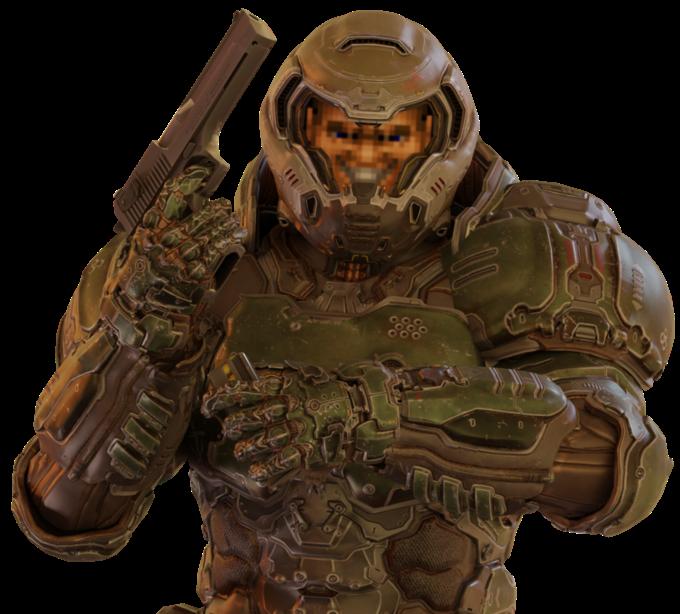 Invade This Doom Doom Videogame Doom Doom Cover
