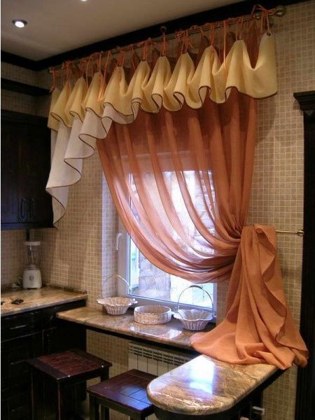 Inspirate Con Modelos De Cortinas Para Sala Y Dormitorio - Cenefas-para-cortinas-de-sala