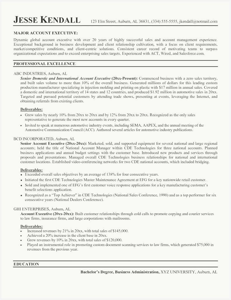 50 Inspirational Pharmaceutical Sales Rep Resume Gallery