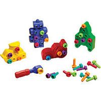 Educational Insights Design N Drill Socket To Me Building Set