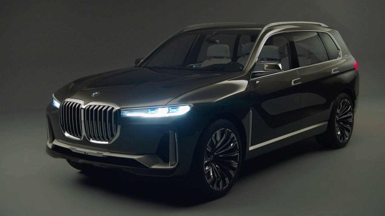 Bmw X7 Edrive Iperformance Concept Exterior Design Bmw X7 Concept Sav Edrive Iperformance Mperformance Sheerdrivingpleasure Bada Bmw X7 Bmw Luxury Suv