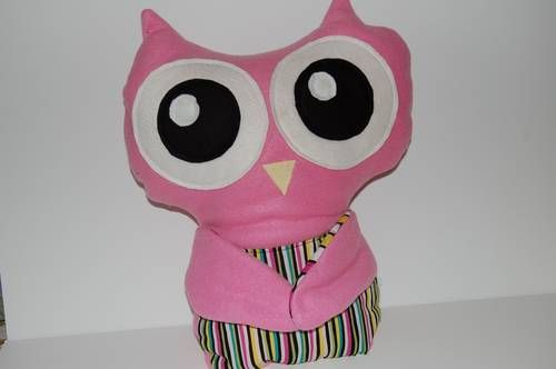 My first sewn plush. :) - TOYS, DOLLS AND PLAYTHINGS