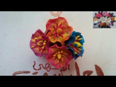 Pin On My Flowers Ceramic Paste