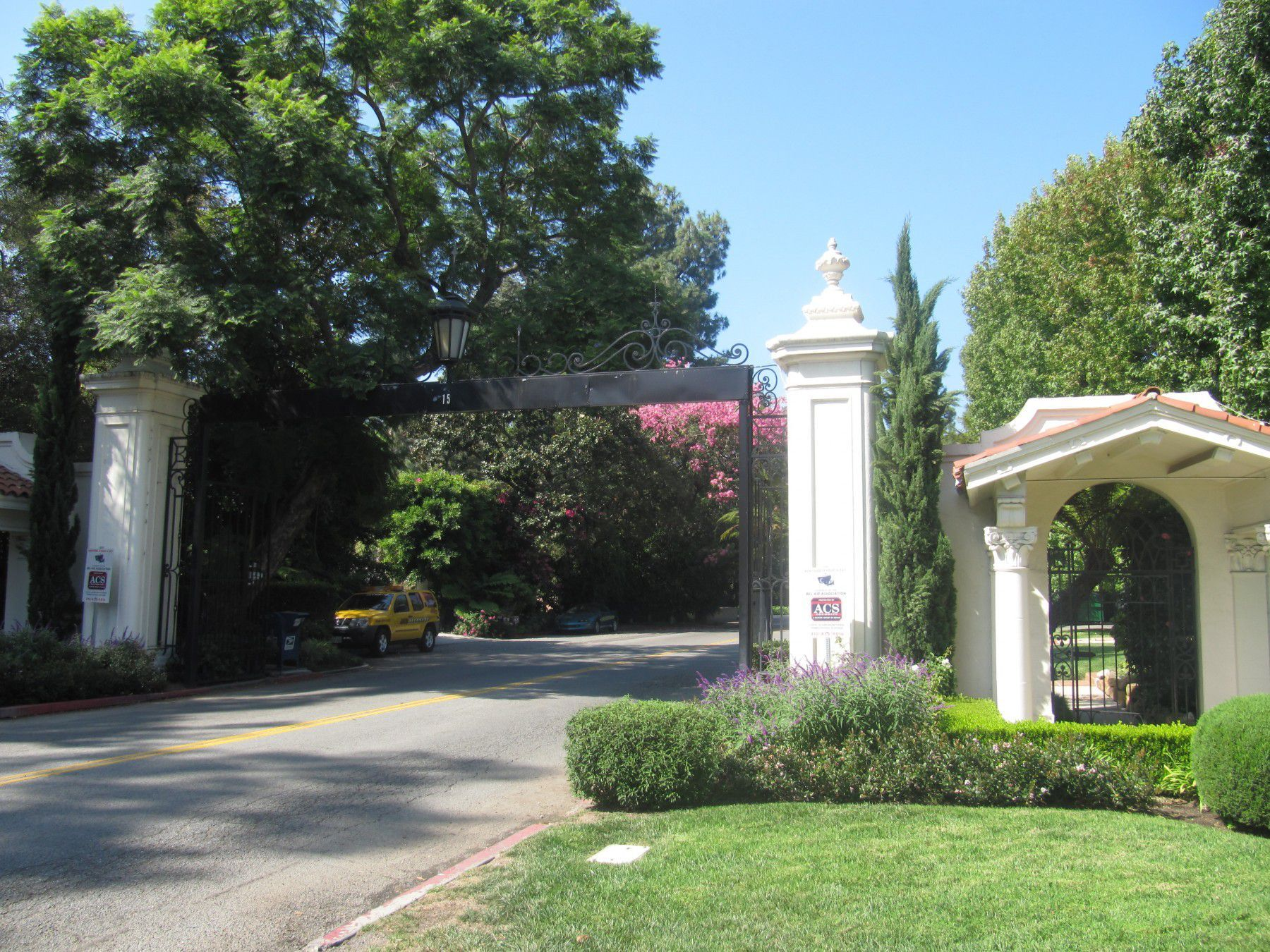 Bel Air Country Club Los Angeles