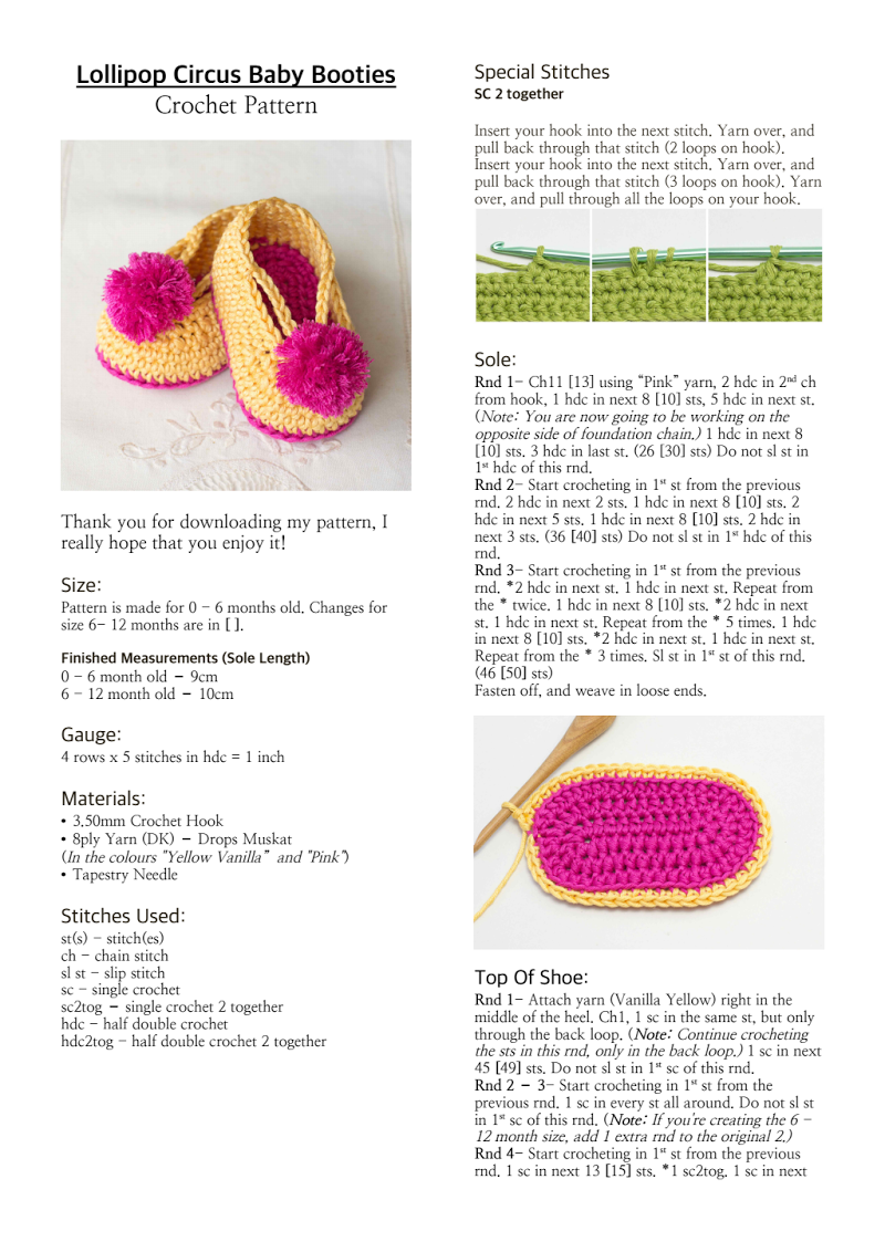 Page 1 of 2 | Crocheting/Feet | Pinterest
