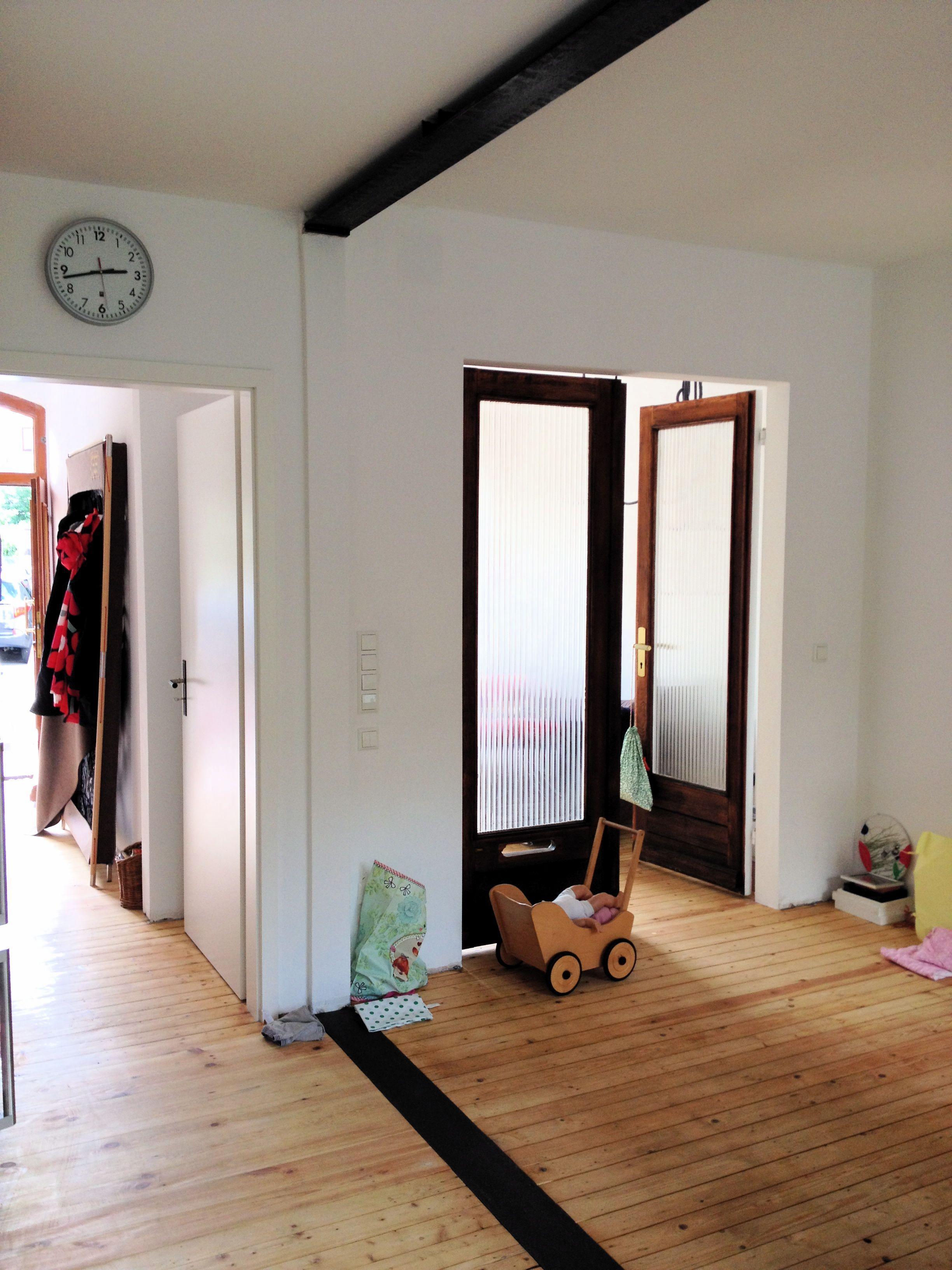 Wohnzimmer Tür, haus elf, schaffung einer wandöffnung zum wohnzimmer, tür aus der, Design ideen