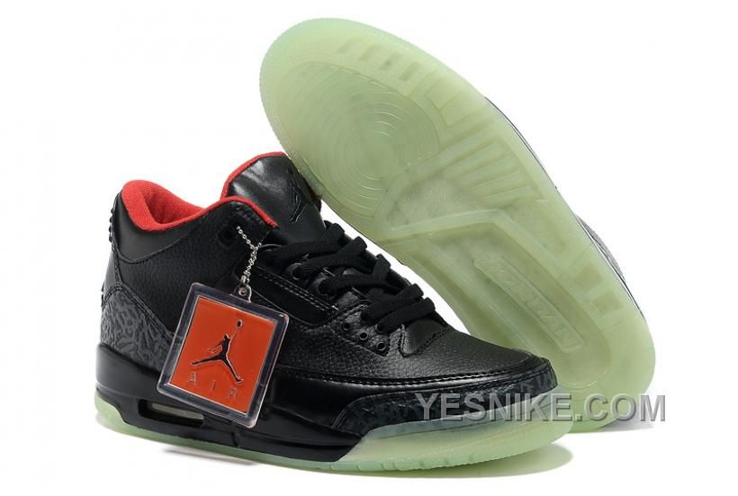 Big Discount 66 OFF Mens Air Jordan 3 Luminous Sole 5QrcF