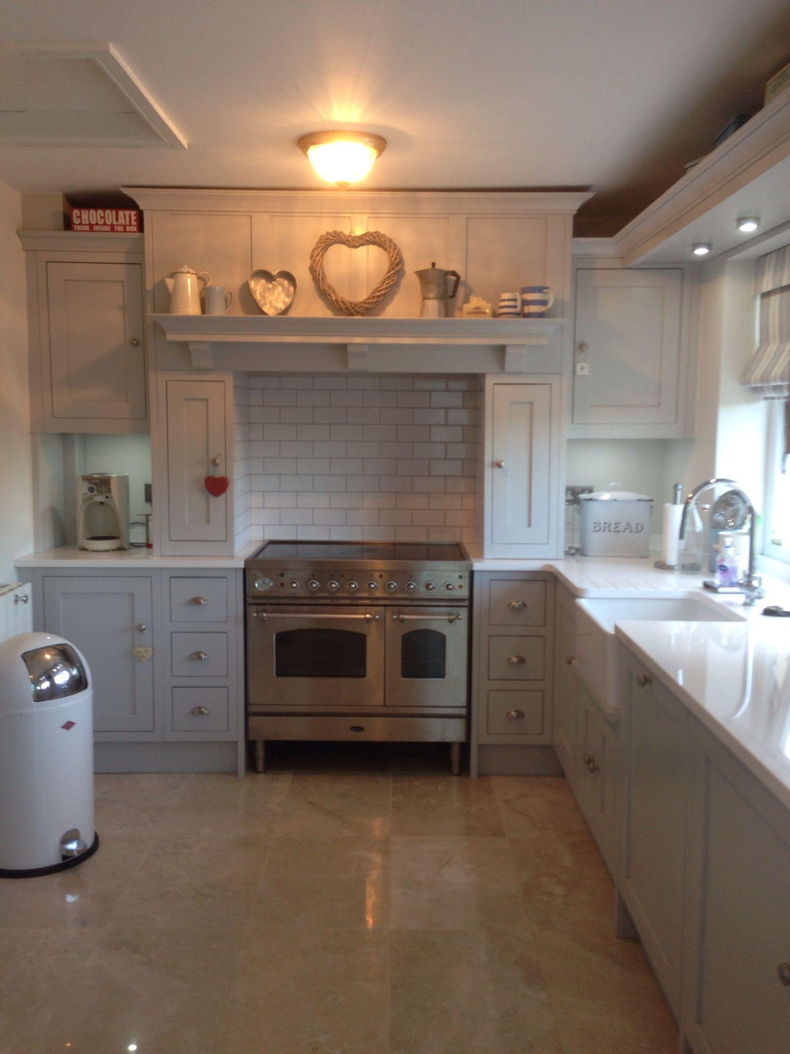 Best Farrow And Ball Cornforth White Kitchen Kitchen Living 400 x 300