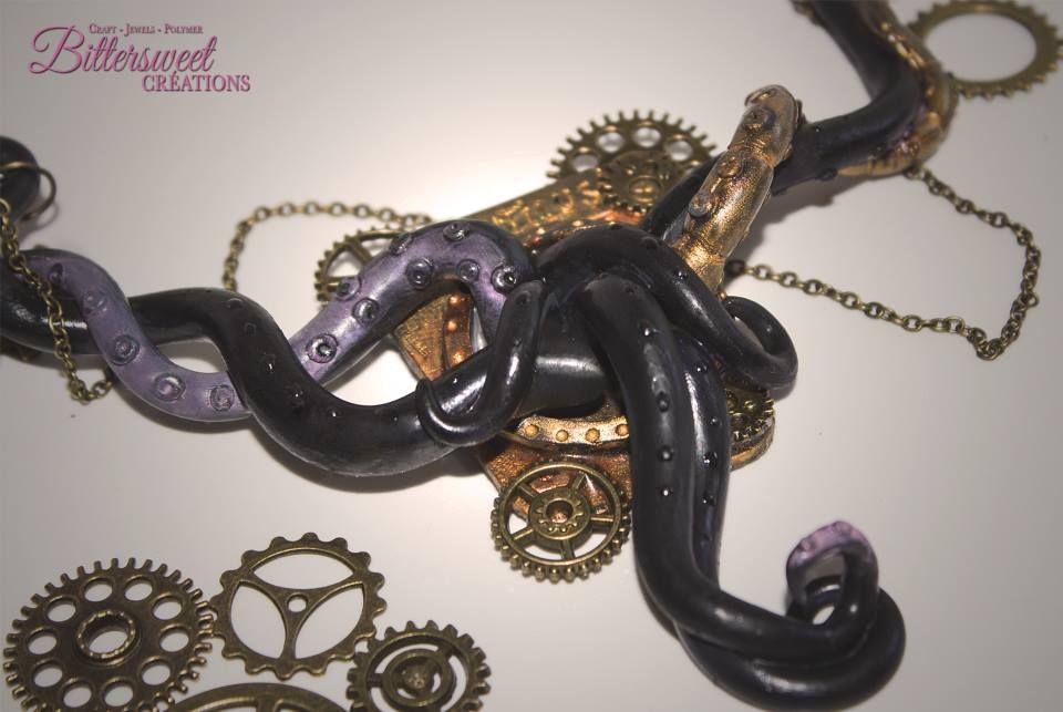 NAUTILUS Necklace - Steampunk